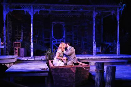 """Talley's Folly"" Hangar Theatre 2015 photo: David Arsenault"