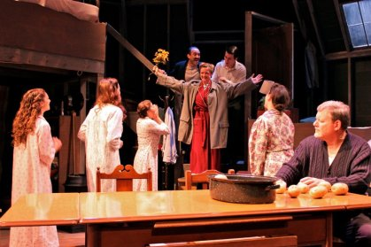 """The Diary of Anne Frank"" Chenango River Theater"