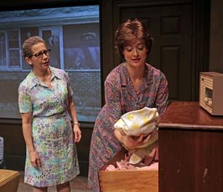"""Mama's Boy"" Good Theater 2015 photo: Steve Underwood"