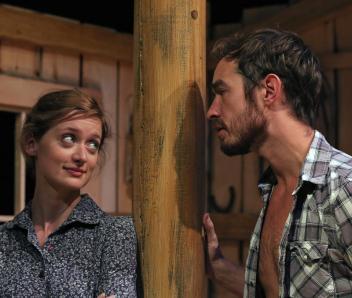 """The Rainmaker"" Good Theater, Portland, Maine 2014"
